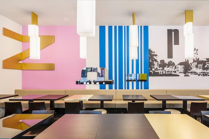 Hippes 4* Hotel im Trendquartier - Doppelzimmer