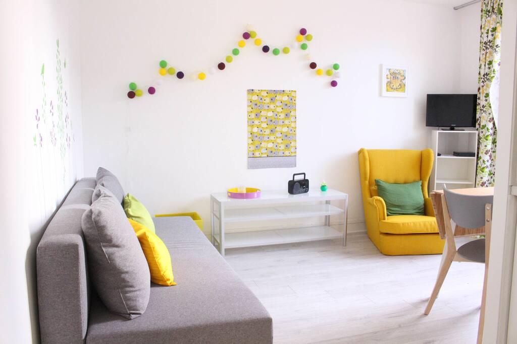 Bel appartement moderne proche du sacre coeur appartements louer pari - Appartement a renover ile de france ...