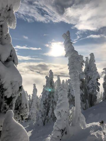 Mount Washington's Mountainside Lodge