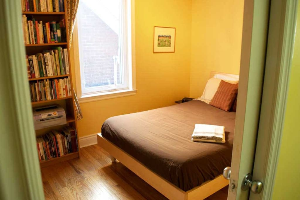 Bedroom:  Cozy private room