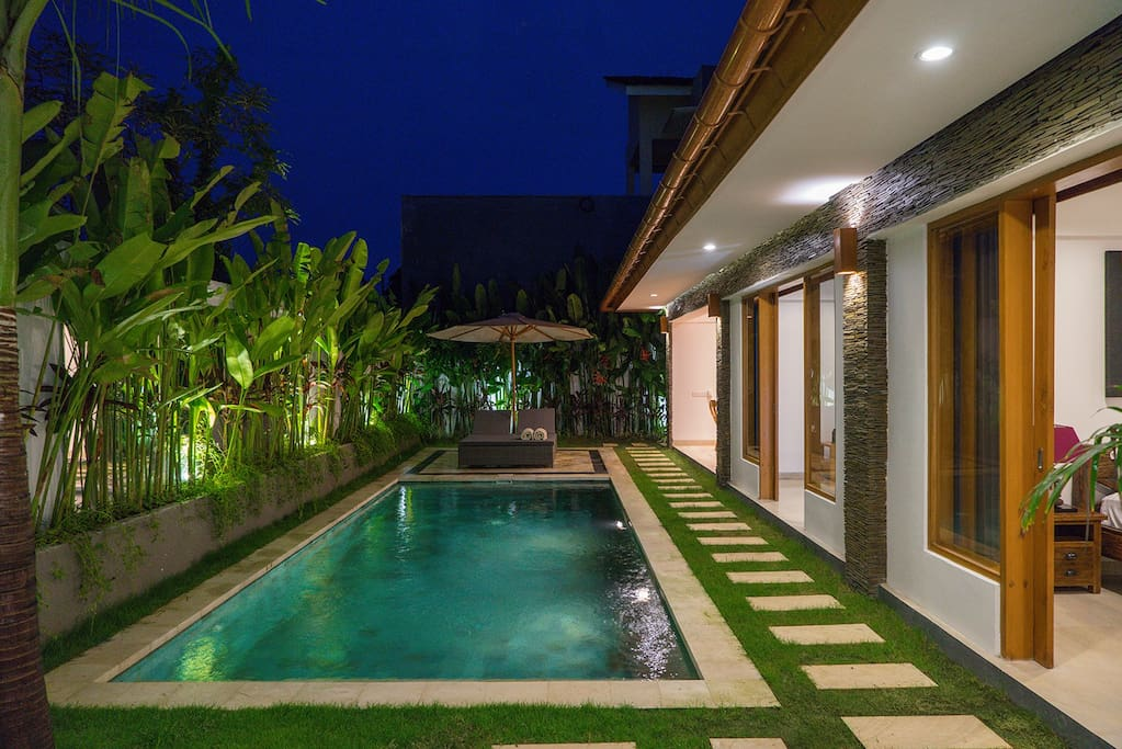 Villa Lotus with private pool Sanur