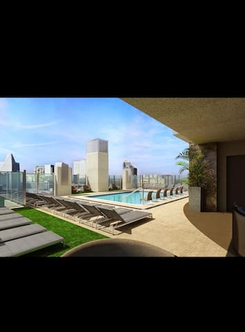 ❤Of Buckhead-Luxury 1 bdrm w/ Astonishing views