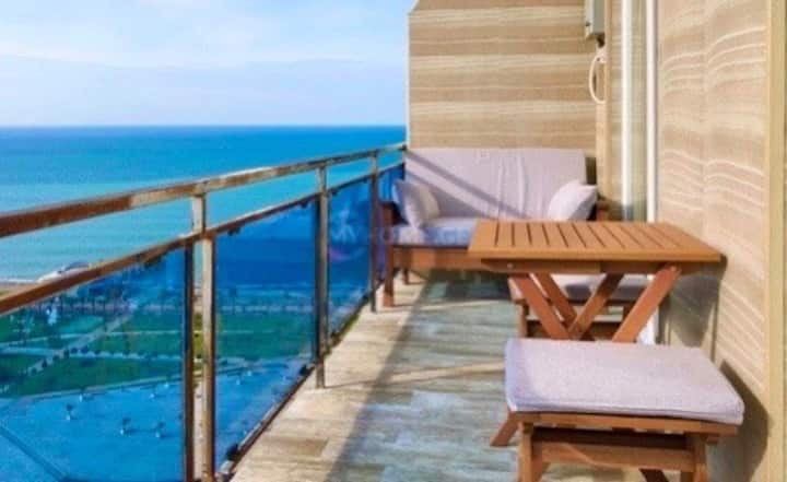 Beautiful Sea View Appartement