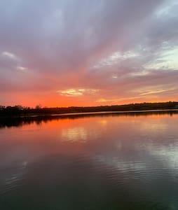 Lake Tonkawa Hideaway