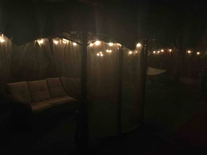 Cozy Private Room For two, central location