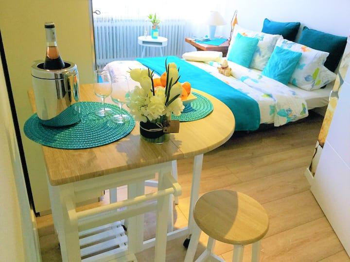 Stylisches Mini-Appartement