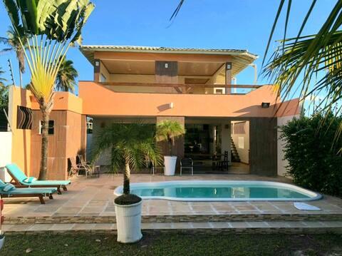 Casa inteira em Guaibim com piscina e wifi😉❤🏖