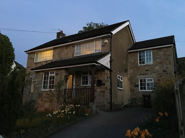 6 Cheltenham Avenue - Ilkley - Casa