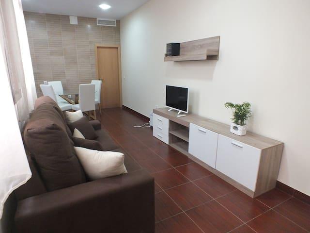 Acogedor apartamento en pleno centro de Córdoba
