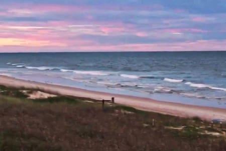 Ideal FL condo -- pristine beach, river vu, quiet - Ormond Beach - Társasház