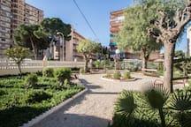 jardines urbanizacion