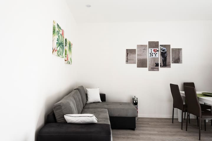 Modern apartment in Historical district