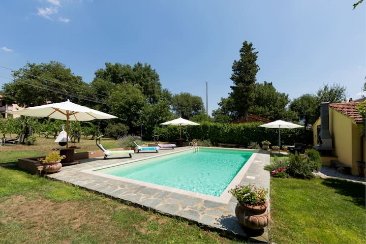 Casa Lina ❊ Private pool and garden