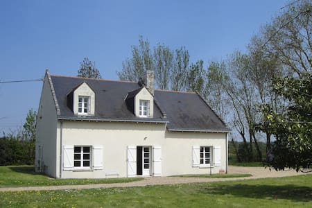 A charming cottage in the Loire - Saint-Clément-des-Levées - Ev