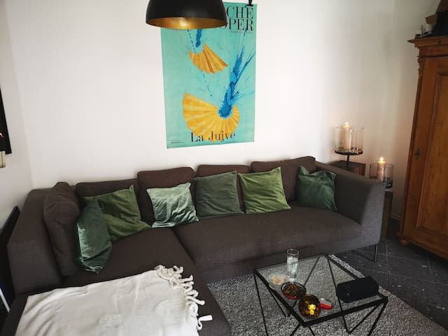 Cozy and spacious Apt. in the center of Munich