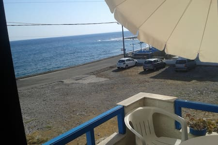 Apartm 10m to beach VILLA VISTA No2 - Παραλία Μιλάτου
