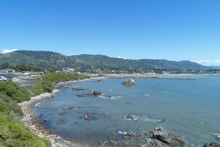 Fabulous Ocean and Coast Views