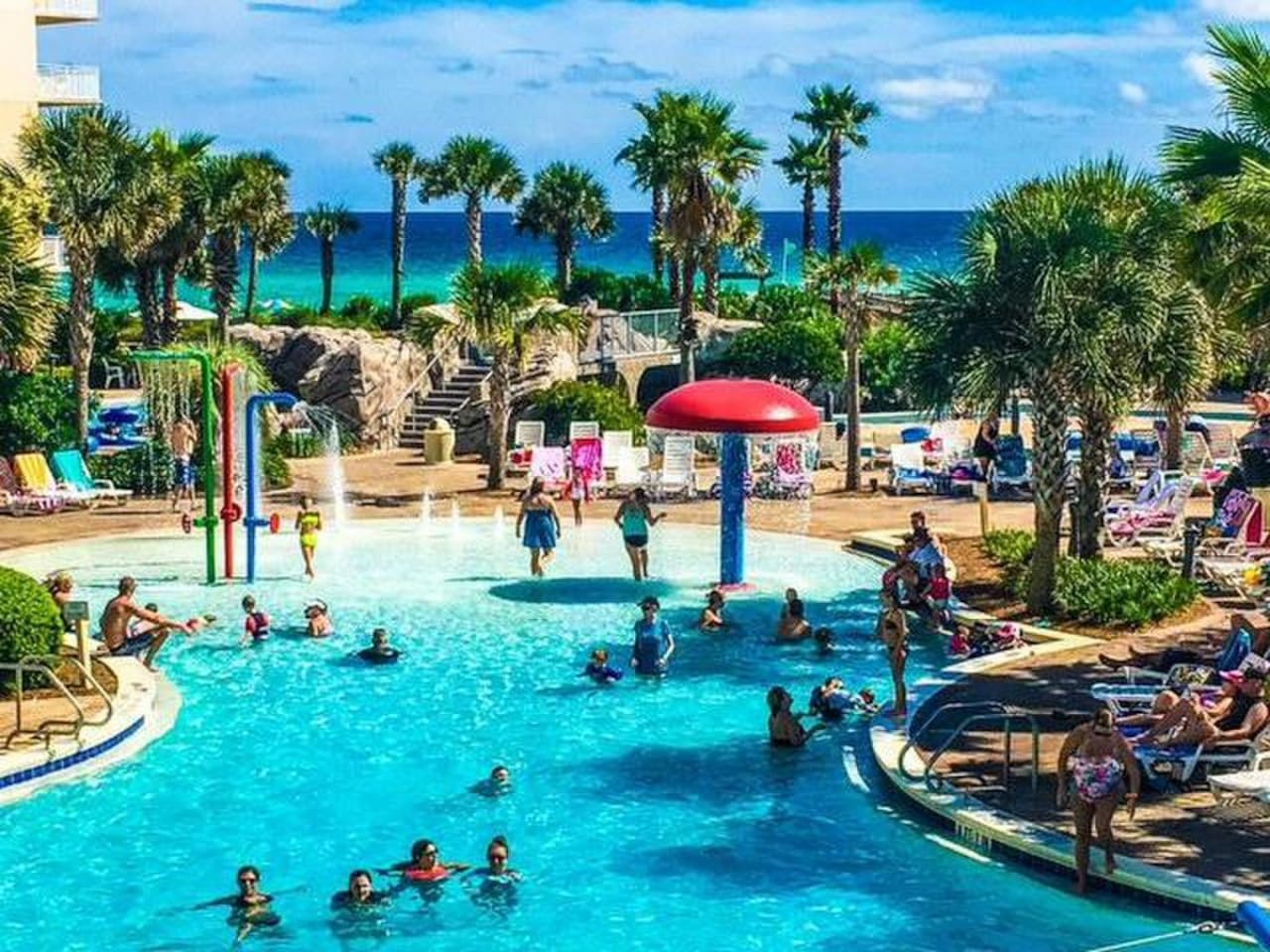 Waterscape Resort is the best family vacation spot in town!!!