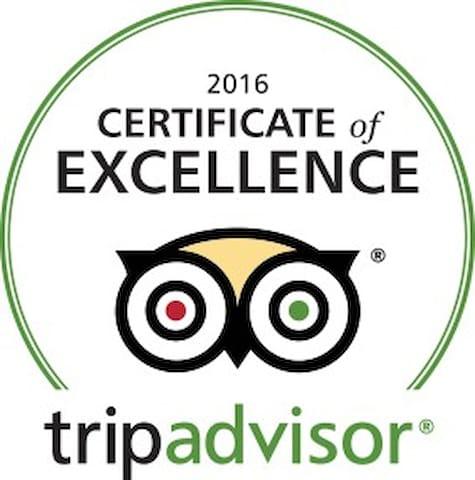 Old Clark Inn Recommended on TripAdvisor