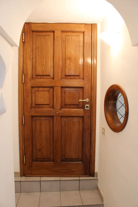 Entrance - inside