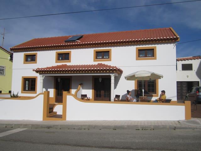 Ferienhaus Casa Orlando, Porto Dinheiro, Westküste, Portugal