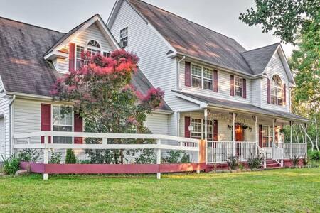 5BR Effort House w/Beautiful Backyard! - Effort - 独立屋