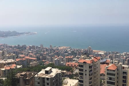 Sahel Alma, Jounieh 220m2 Apartment for Rent