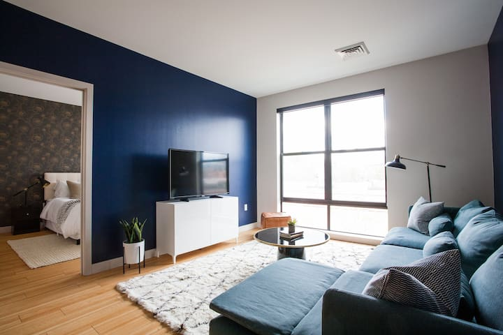 Lively 1BR in Seaport by Sonder