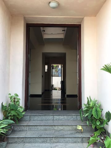Oasis Residencies Apartments - Colombo - Wohnung