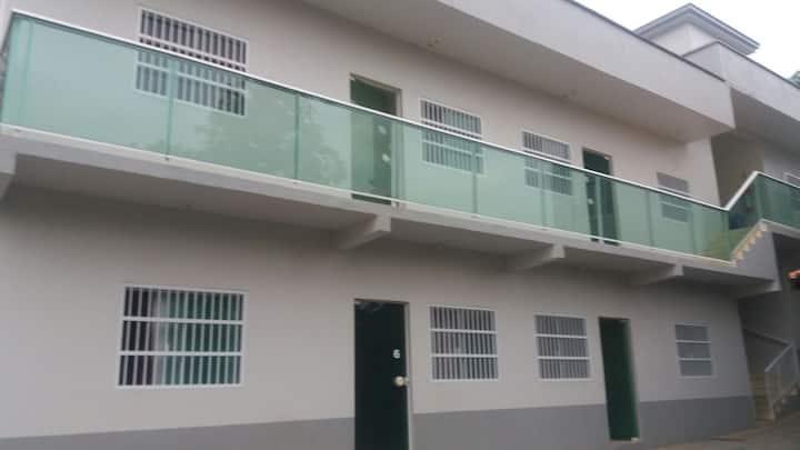 apartamento exclusivo para hospedagem-orquídea