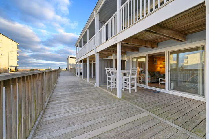 Beach Place 23 in OCMD - Great Views and a Family-Friendly Price Tag!