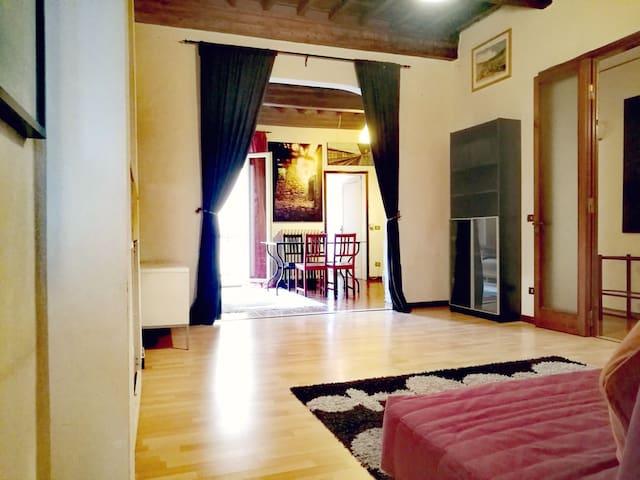 Big Apartment in Santo Spirito