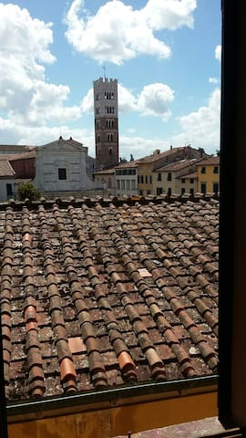 Rooms for rent in the historic center