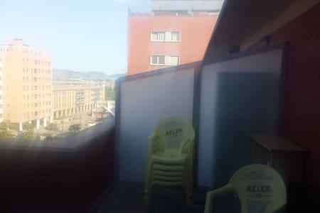 bonita habitacion en pamplona - Condomínio