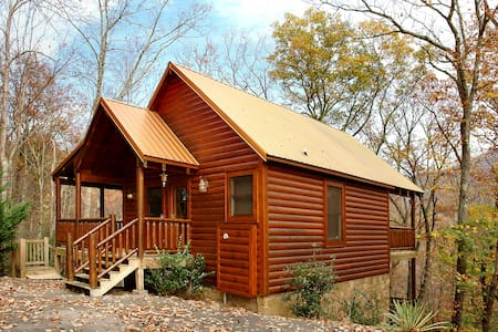 Romantic Escape in Mountain Escape Cabin - Sevierville - Kisház