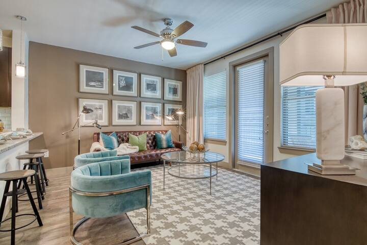 Entire apartment for you | 1BR in San Antonio