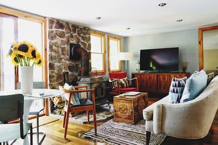 The Perfect Catskills Lake House - Yulan