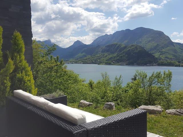 TALLOIRES VILLAGE Apartment Stunning Lake Views