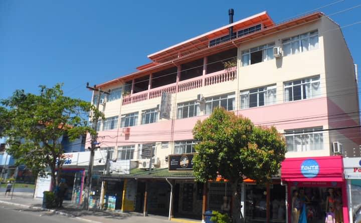 Apart Hotel LACABANA, apenas 180 metros da praia