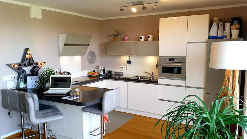 ****LUXURY FLAT nearby Octoberfest - München - Apartment