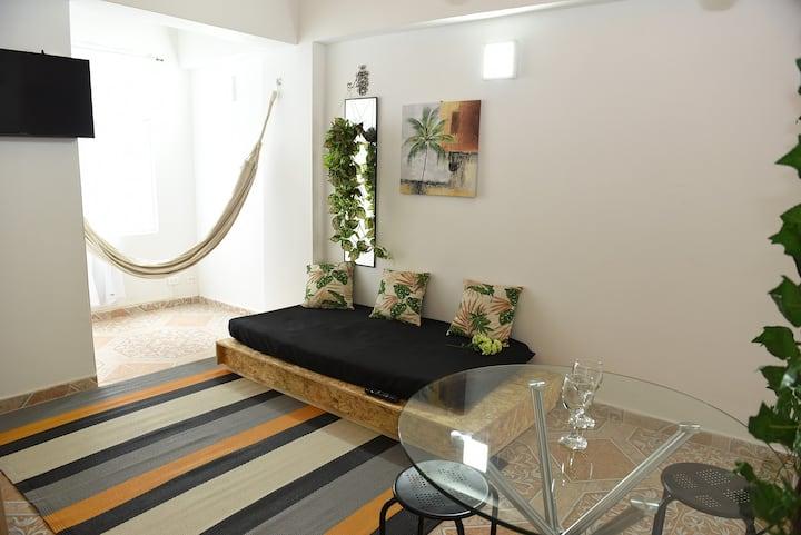 Disfruta Medellin en un apartamento cerca a todo