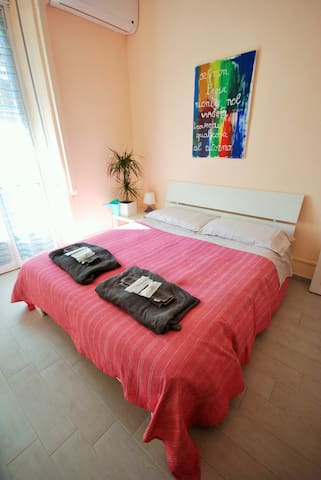 Two-room flat with wi-fi near Lingotto Fiere - Torino - Apartemen