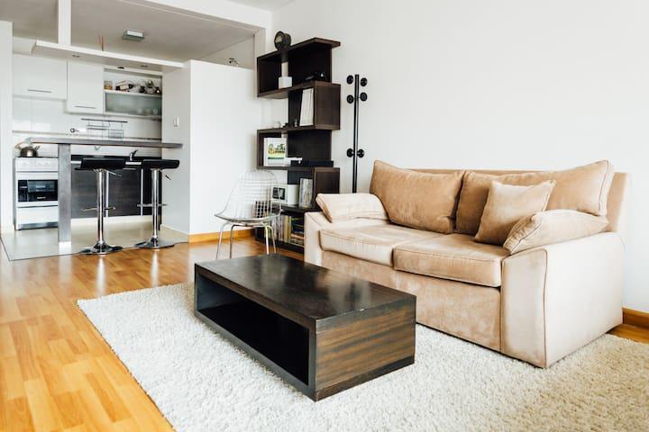 Moderno Apartamento Villa Urquiza - Buenos Aires - Leilighet
