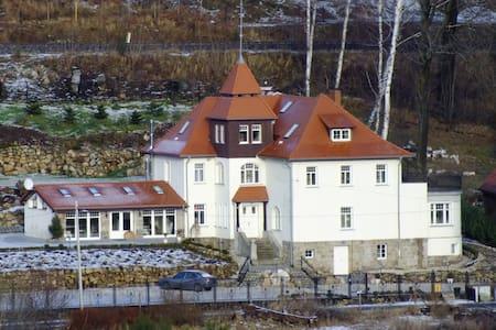 Newly renovated German butik villa