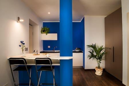Arc en Ciel Appartamento Blu - Lägenhet