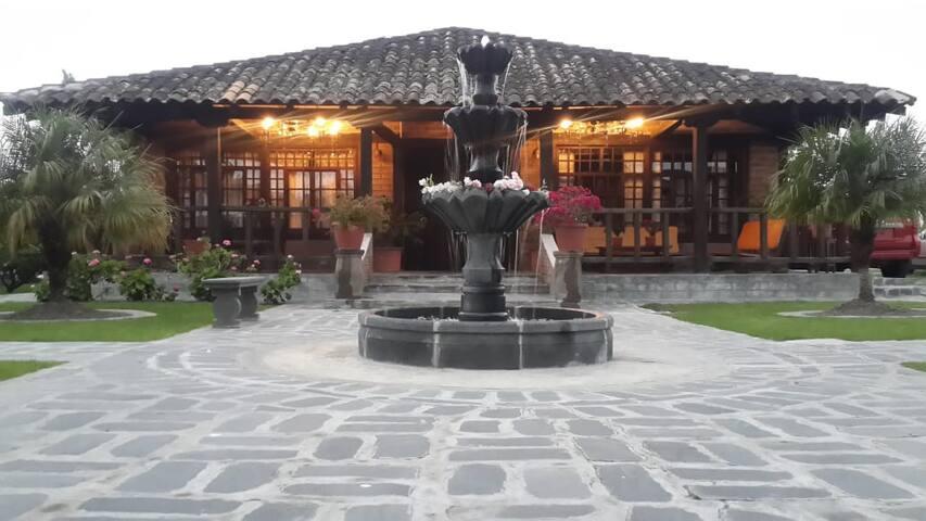 Quinta María Alfonsina en la cuidad de Ibarra