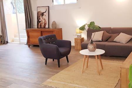 Appartement indépendant chez l'habitant