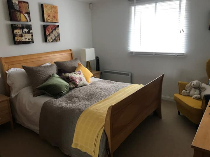 Private room and bathroom GYM/WIFI/PARK in Cardiff