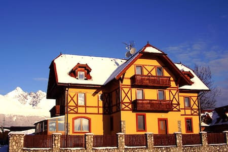 Guesthouse BADO***, High Tatras - Stará Lesná - Bed & Breakfast