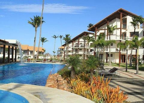 塔伊巴海滩度假村公寓